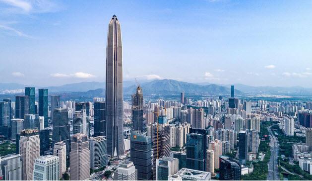Hơn nửa số tòa nhà chọc trời trên thế giới là của Trung Quốc