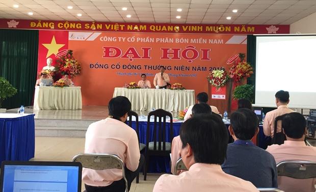 ĐHĐCĐ Phân bón Miền Nam: Kỳ vọng gì từ dự án tại Long Thành?