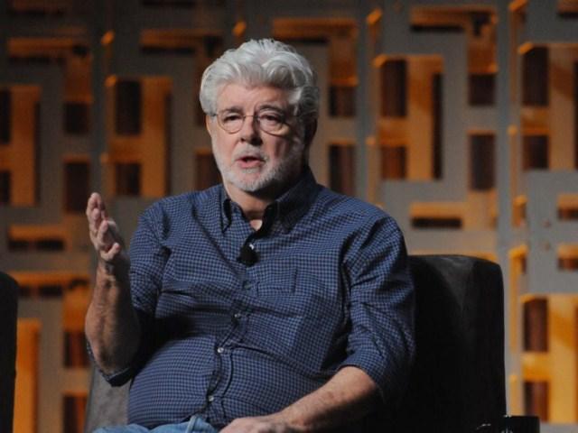 Tỷ phú George Lucas