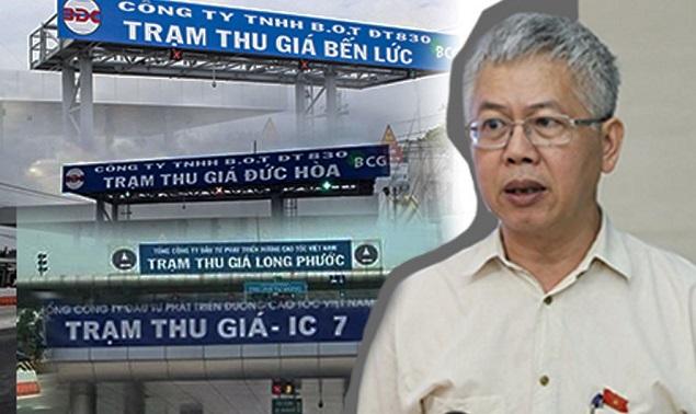 """NÓI THẲNG: Ông Nguyễn Đức Kiên quyết bảo vệ """"trạm thu giá""""?!"""
