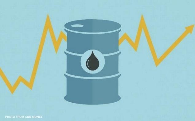 Dầu Brent quay đầutăng hơn 2.5% khi căng thẳng thương mại Mỹ - Trung dâng cao