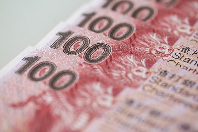"""Đà tăng 0.6% của HKD khiến thị trường ngoại hối Hồng Kông """"giật mình tỉnh giấc"""""""