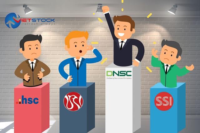 Những băn khoăn với thị giá cổ phiếu DSC