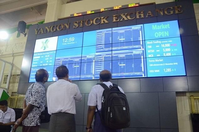 Chứng khoán Myanmar: Nhà đầu tư nước ngoài quan tâm nhiều đến First Private Bank