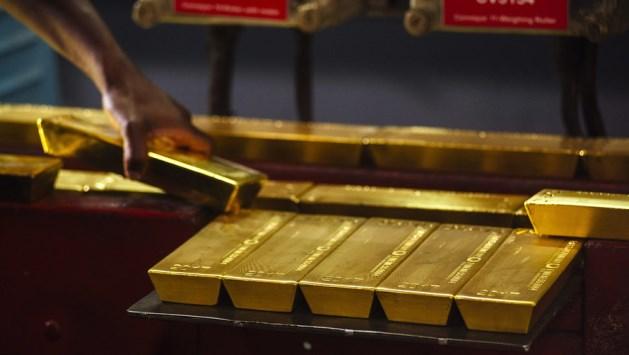100318 vang - Vàng Thế Giới Tăng Hơn 15 USD Và Vượt Mốc 1,200 USD/Oz