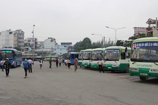 TP.HCM: Tăng giá vé xe buýt thêm 3.000 đồng