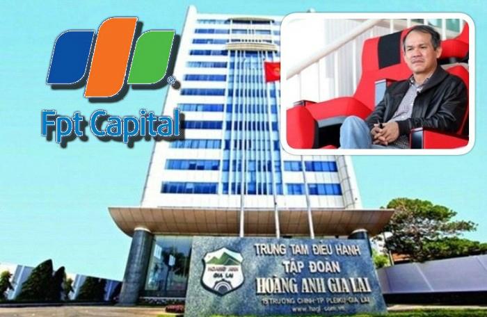 HAG lên tiếng về vụ kiện tụng với FPT Capital