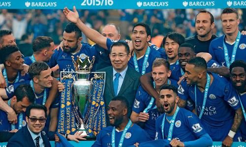 Vichai - Ông Chủ Leicester City Xây Dựng Đế Chế Kinh Doanh Từ Một Cửa Hàng Nhỏ