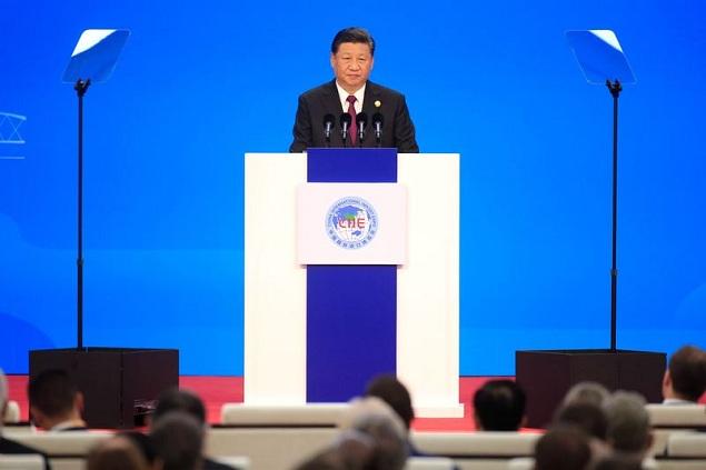 chu tich trung quoc tap can binh1 - Trung Quốc Sẽ Không Nhún Nhường Trong Cuộc Chiến Thương Mại?