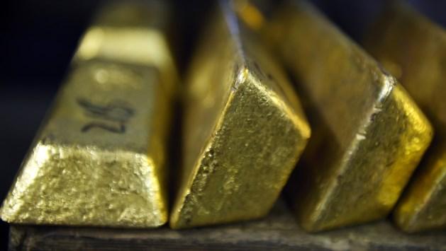 110618 vang - Vàng Thế Giới Giảm Nhẹ, Nhưng Vẫn Trên Mốc 1,230 USD/Oz