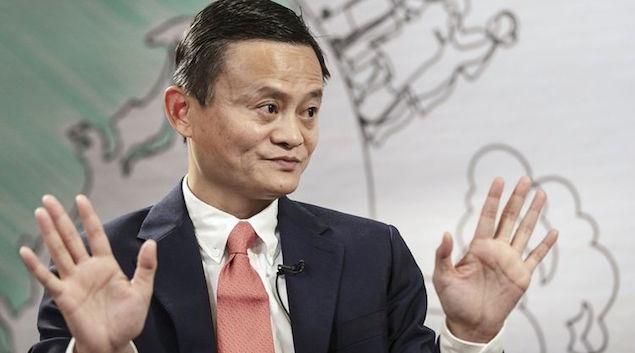 """jack ma - Jack Ma: Chiến Tranh Thương Mại Là """"Điều Ngu Ngốc Nhất"""""""