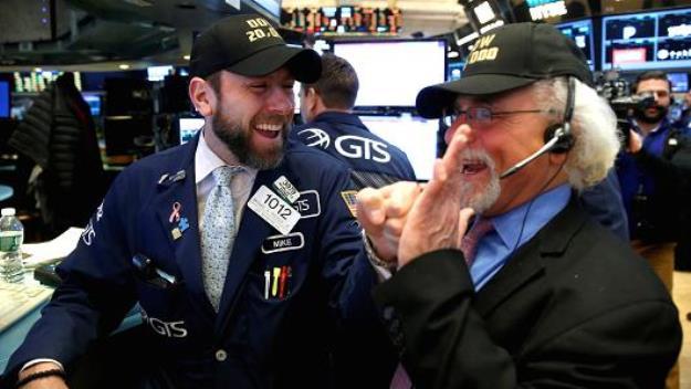 Dow Jones tăng hơn 170 điểm chờ kết quả bầu cử giữa nhiệm kỳ