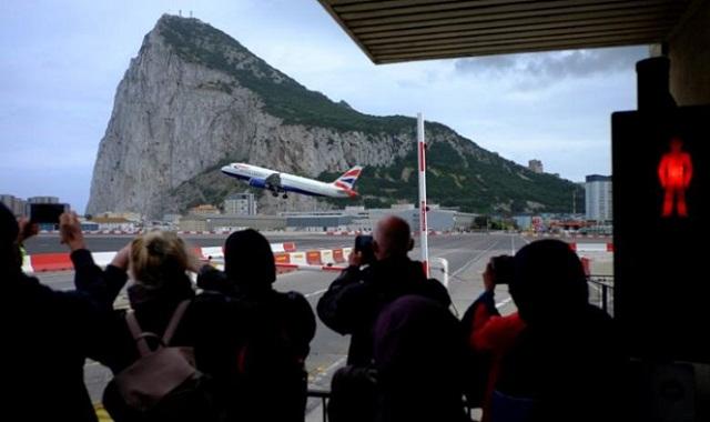 gibraltar brexit - Đàm Phán Brexit Lâm Nguy Vì Tranh Chấp Gibraltar