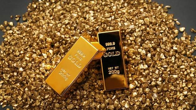 120618 vang - Vàng Thế Giới Giảm Nhẹ, Đứt Mạch 2 Phiên Tăng Liền