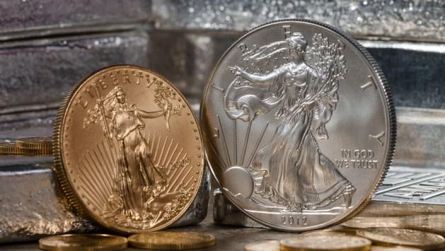 Vàng thế giới lại giảm khi đồng USD tăng liền 2 phiên