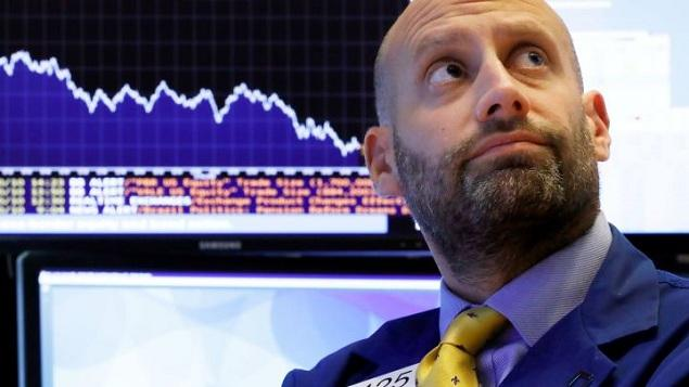 Chứng khoán châu Á trái chiều, chờ tin từ Fed