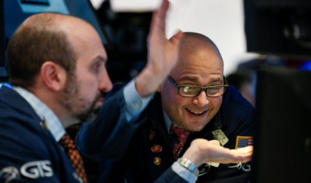 Dow Jones vọt hơn 200 điểm, đánh dấu chuỗi tăng 3 phiên đầu tiên kể từ tháng 11/2018
