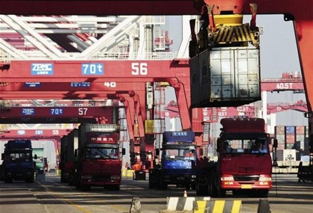 Trung Quốc: Thặng dư thương mại với Mỹ lên cao nhất trong hơn 1 thập kỷ