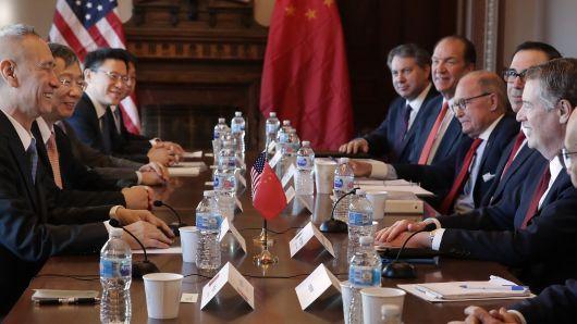 Mỹ muốn đưa ra cơ chế nâng thuế tự động để buộc Trung Quốc tuân thủ theo thỏa thuận