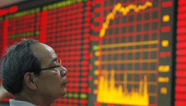 Chưa đầy 2 tháng, vốn hóa chứng khoán Trung Quốc tăng gần 900 tỷ USD