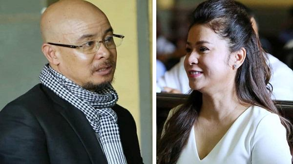 Ông Đặng Lê Nguyên Vũ yêu cầu phần hơn trong tài sản chung vợ chồng