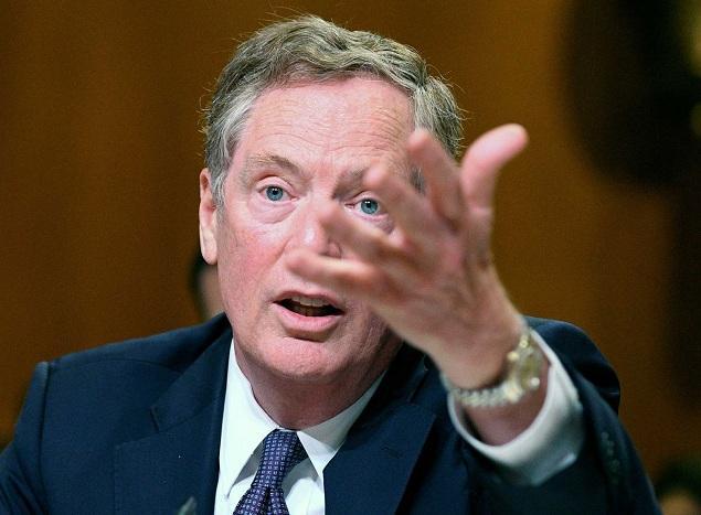 Bloomberg: Mỹ vẫn đang cân nhắc phương án gỡ bỏ hàng rào thuế quan với Trung Quốc