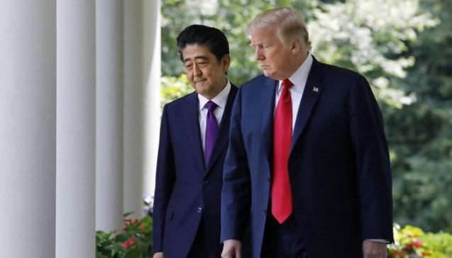 Cuộc chiến thương mại của ông Trump: Sau Trung Quốc sẽ là Nhật Bản?