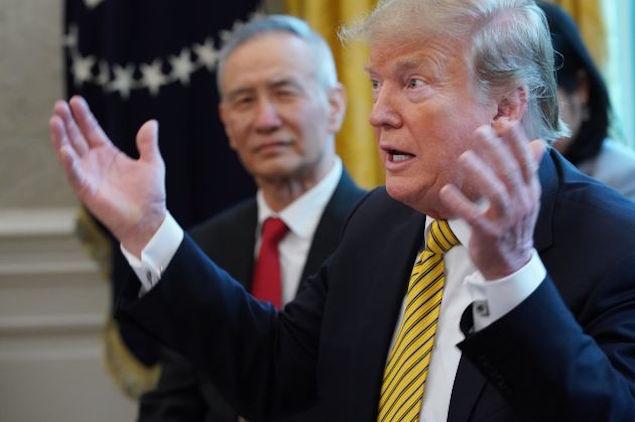 Mỹ chấp nhận lùi bước để tiến tới thỏa thuận thương mại với Trung Quốc?