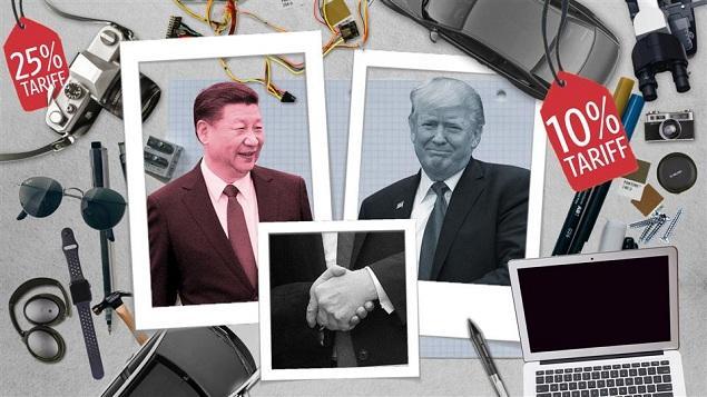 Mỹ-Trung muốn tiến tới thỏa thuận thương mại vào đầu tháng 5/2019?