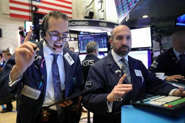 051519 ck - Dow Jones Vọt Hơn 200 Điểm, Ghi Nhận Phiên Tăng Mạnh Nhất Trong 1 Tháng