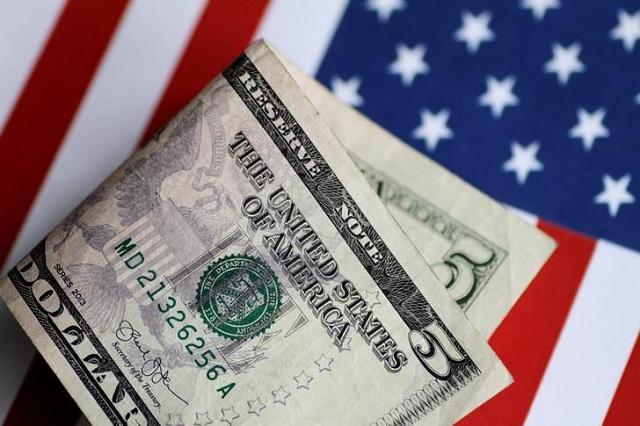Tỷ giá trung tâm và giá USD tăng vọt phiên đầu tuần