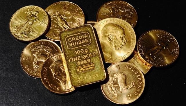 Giá vàng, USD cùng giảm