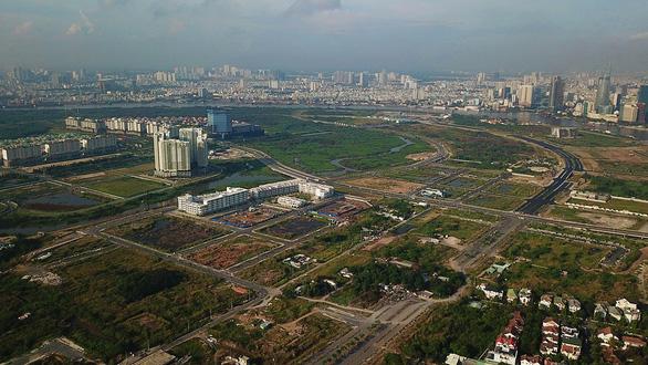 Hàng trăm dự án chậm triển khai ở 4 thành phố lớn