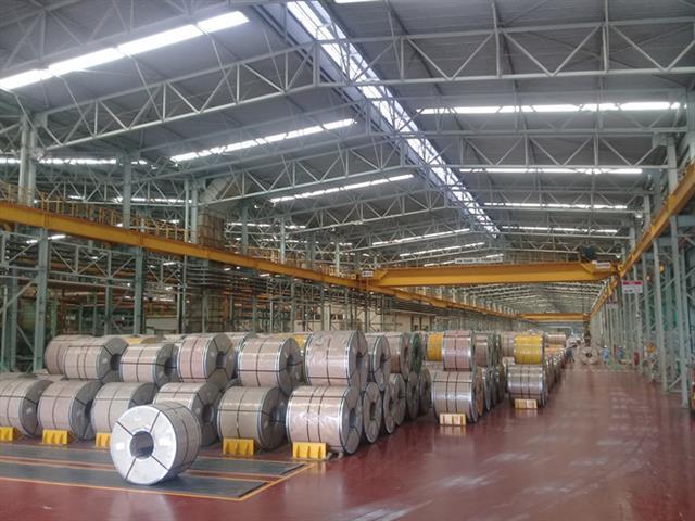 Chưa cần thiết đầu tư thêm sản xuất thép