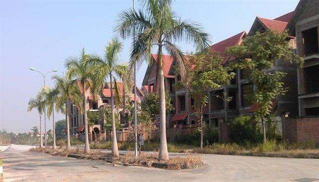 Quản lý, sử dụng đất đai đô thị qua báo cáo của Chính phủ