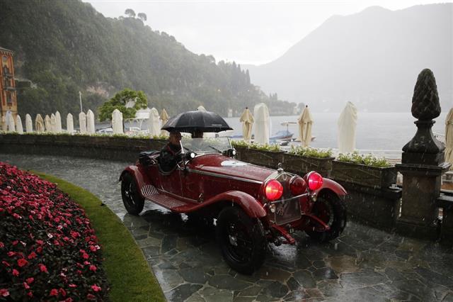 Chiêm ngưỡng loạt xe hiếm tại triển lãm ôtô cổ điển Italy  - Ảnh 4.