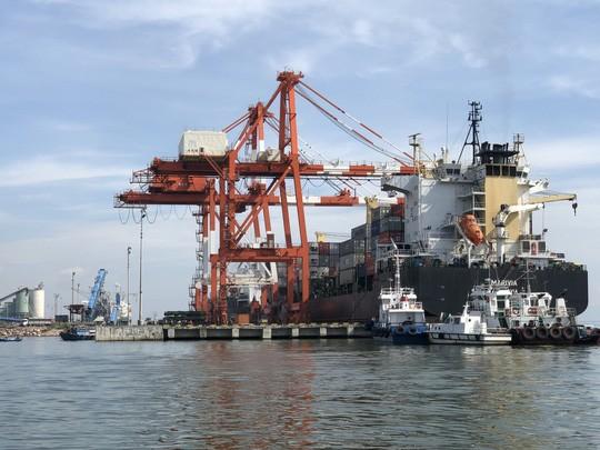 Vinalines đã chuyển tiền sang nhượng 75,01% cổ phần cảng Quy Nhơn - Ảnh 1.