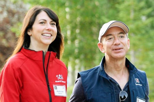 Vợ cũ tỉ phú Jeff Bezos cam kết cho đi nửa tài sản