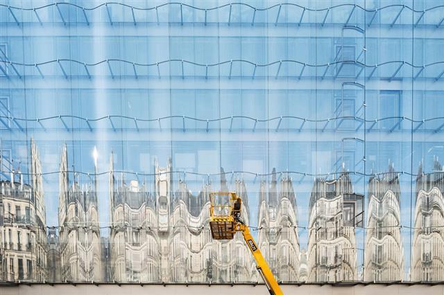22 bức ảnh kiến trúc đô thị đẹp bất ngờ - Ảnh 9.