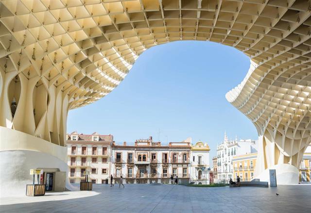 22 bức ảnh kiến trúc đô thị đẹp bất ngờ - Ảnh 13.