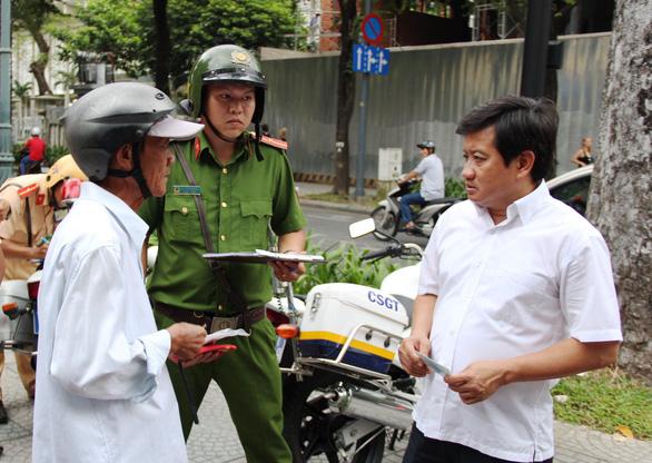 Ông Đoàn Ngọc Hải được điều về Tổng Công ty Xây dựng Sài Gòn TNHH Một thành viên - Ảnh 1.