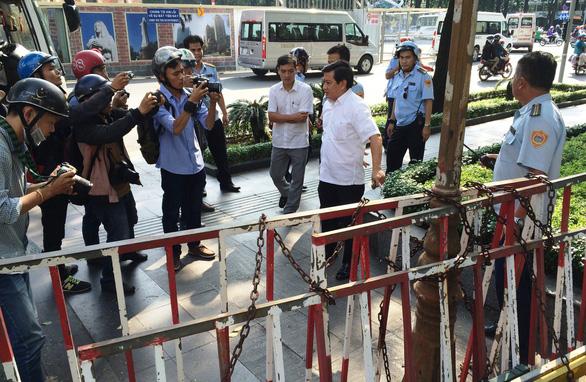 Ông Đoàn Ngọc Hải được điều về Tổng Công ty Xây dựng Sài Gòn TNHH Một thành viên - Ảnh 3.