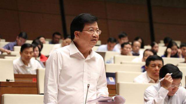 Phó thủ tướng nói gì trước chất vấn vụ 8B Lê Trực, HH Linh Đàm?