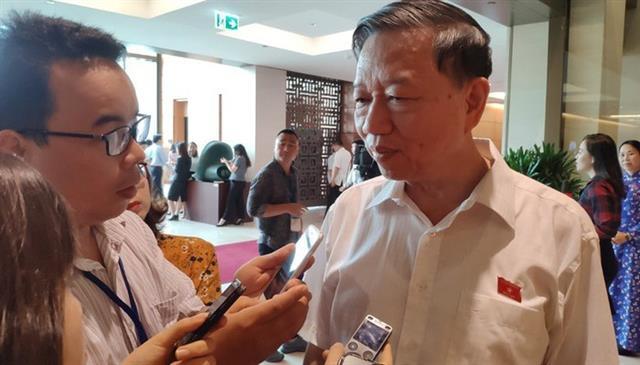 """Bộ trưởng Tô Lâm nói về vụ """"đại gia"""" làm giả xăng dầu quy mô đặc biệt lớn"""