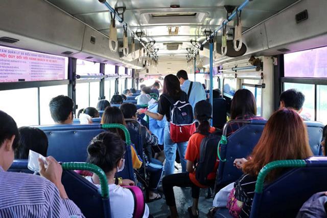 Đầu tư hơn nửa tỉ USD cho xe buýt điện thông minh