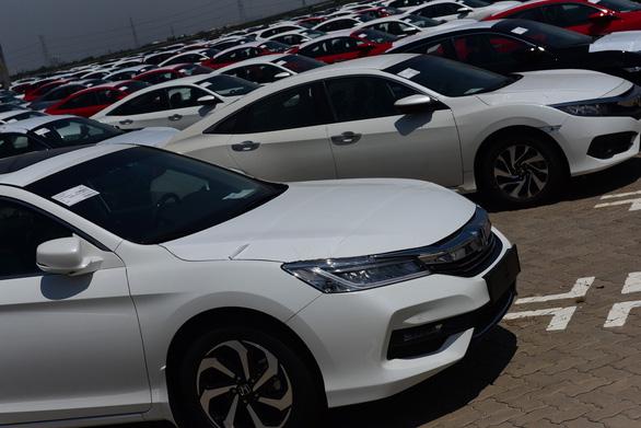 Hơn 50% xe hơi nhập khẩu từ Thái Lan - Ảnh 1.