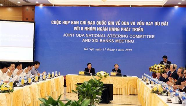 Báo động tình trạng giải ngân thấp vốn ODA