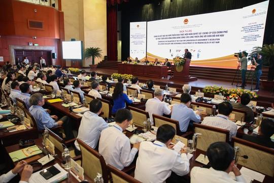 Bí thư Nguyễn Thiện Nhân đề xuất có ngân sách riêng phát triển giao thông <span>TP HCM</span> và Tây Nam Bộ - Ảnh 2.