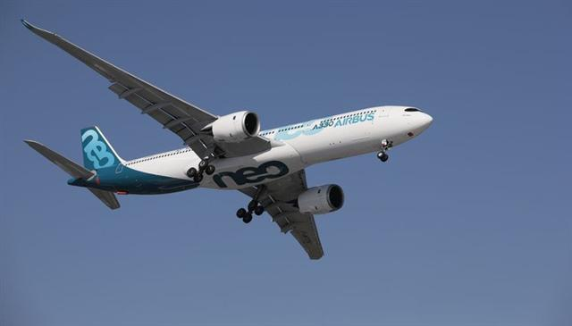 Thắng thế trước Boeing, Airbus giành được đơn hàng máy bay 13 <span>tỷ USD</span>