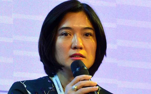 Bà Phùng Nguyễn Hải Yến
